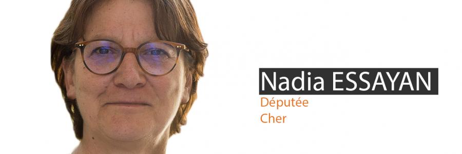 Cher | La députée du Cher Nadia Essayan questionne le ministre Jacques Mézard sur la désertification des territoires